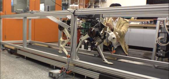 cheetah-robot Biomimetics MIT